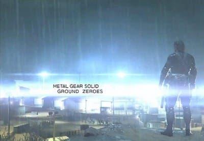 Metal Gear Solid Ground Zeroes