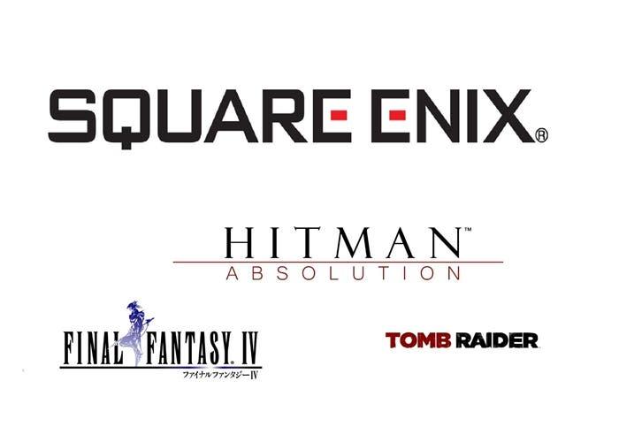 Logo de Square Enix y otros
