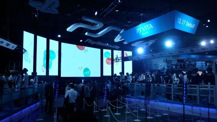 TGS 2011 PS Vita