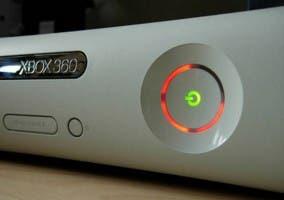 3 luces rojas en Xbox 360