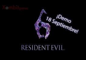 portada demo resident evil 6