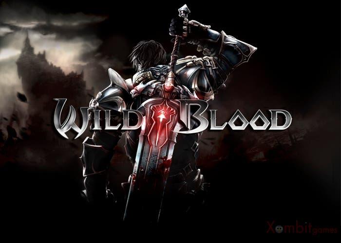 portada Wild Blood