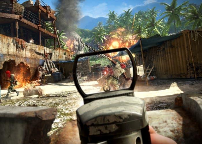 Far Cry 3 Zoom