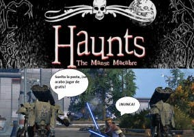 Haunts y Star Wars Old Republic