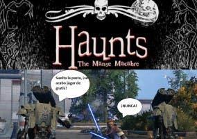 Haunts y Star Wars Old Republic