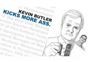 Kevin Butler traición