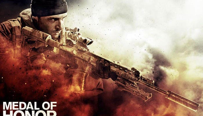 Portada del Medal of honor warfighter