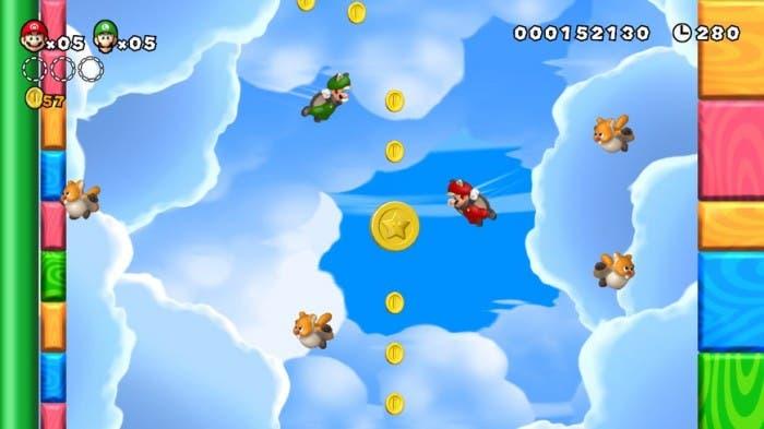 New Super Mario Bros U Mario y Luigi
