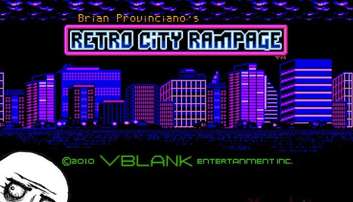 Portada Retro City Rampage Xombitgames