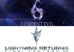 Resident Evil 6 y Lightning Returns