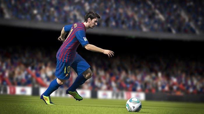 Messi es la imagen del juego