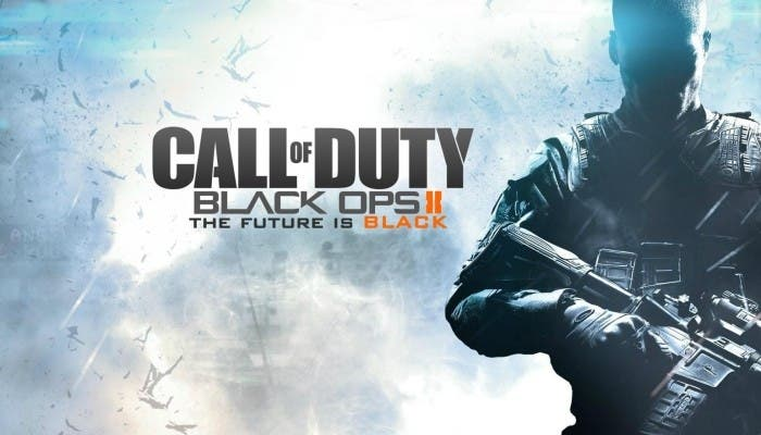 Call of Duty Black Ops II the future is black
