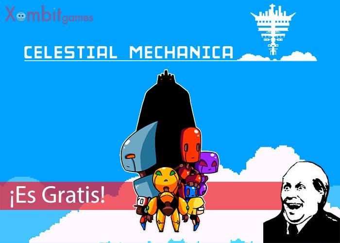 portada celestial mechanica ¡Es Gratis!