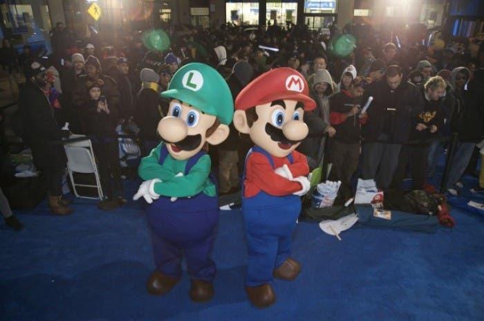 Cola espera Wii U