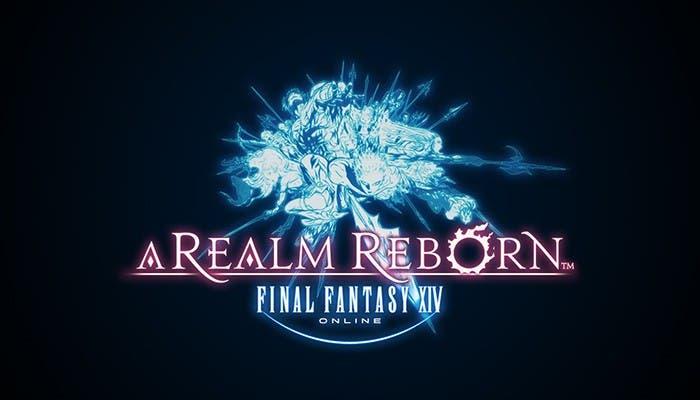 Logo Final Fantasy XIV online A Realm Reborn