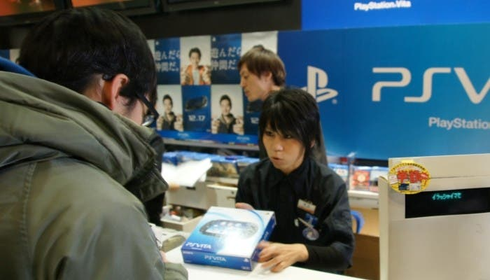 PS Vita compra venta