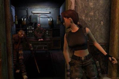Tomb Raider Angel of Darkness