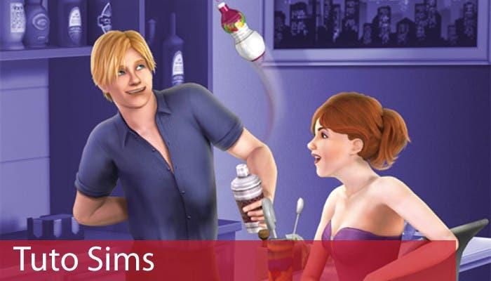 Imagen de Los Sims 3 Al caer la noche