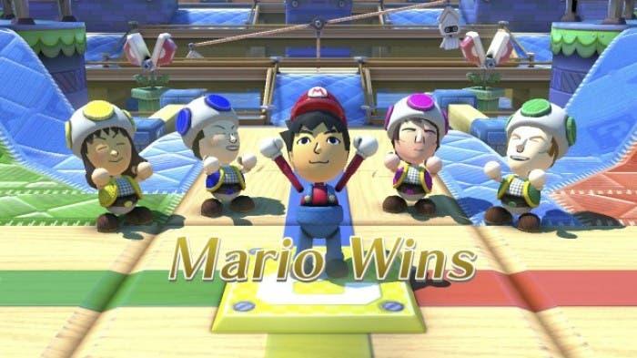 Wii U juego Online