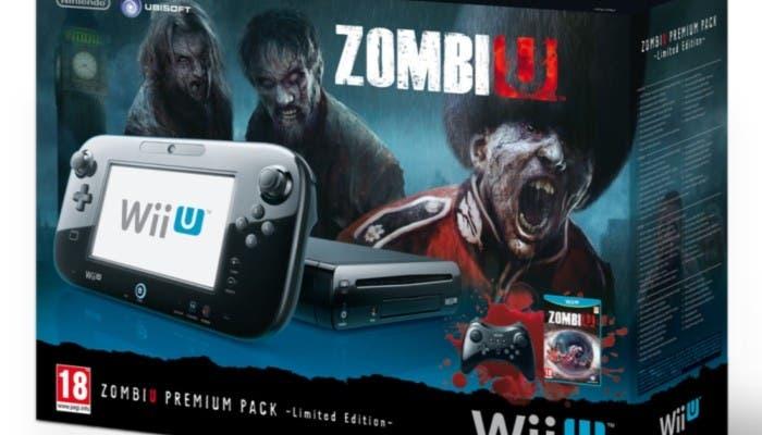 Wii U Zombi U Premium Pack Edición Limitada