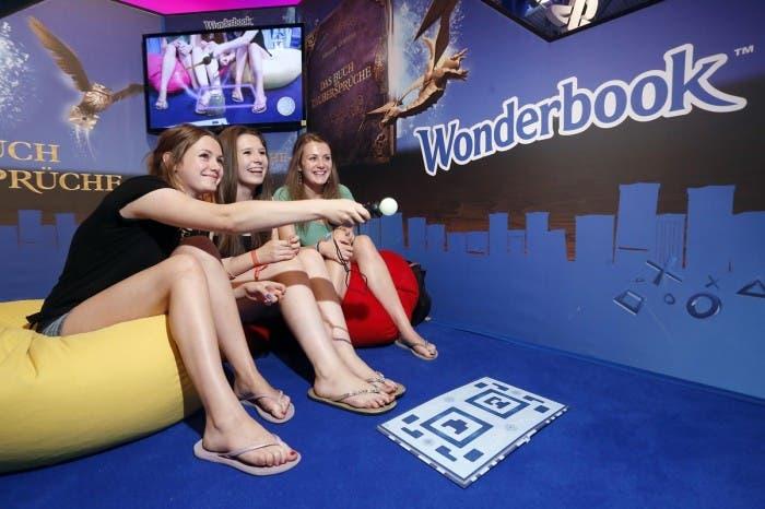 Presentación Wonderbook