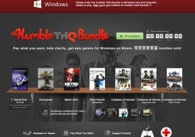 Humble Bundle por THQ