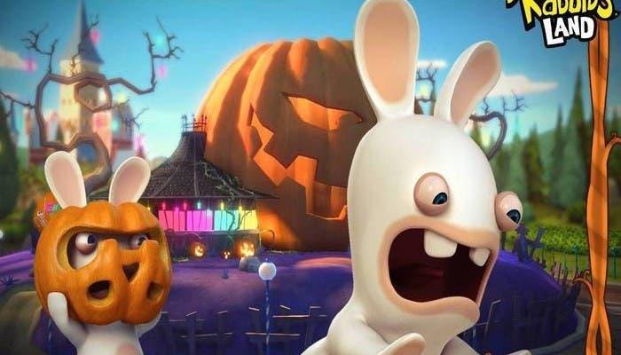 Los conejos locos llegan a la Wii U