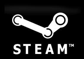Logotipo plataforma de distribución Steam