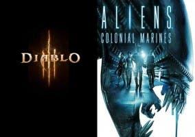 Alien CM y Diablo III
