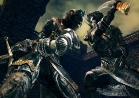 Dark Souls 2 combate
