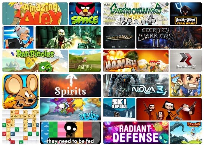 23 juegos destacados para smartphone