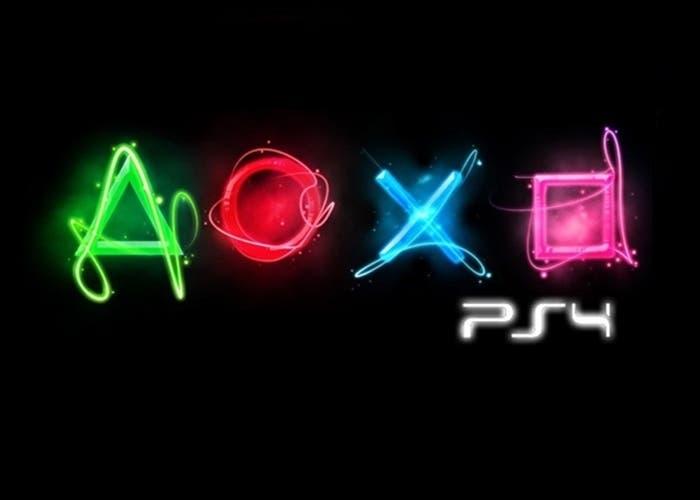 Logo retocado de PS4