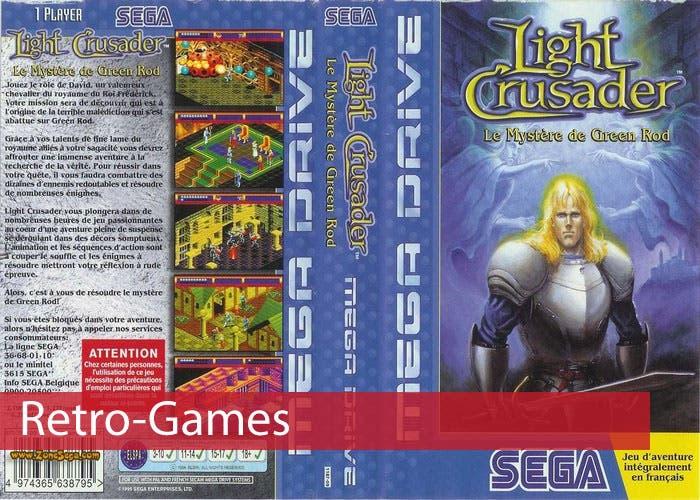 RPG de Sega Mega Drive