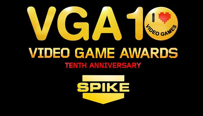 Portada Spike VGA 2012