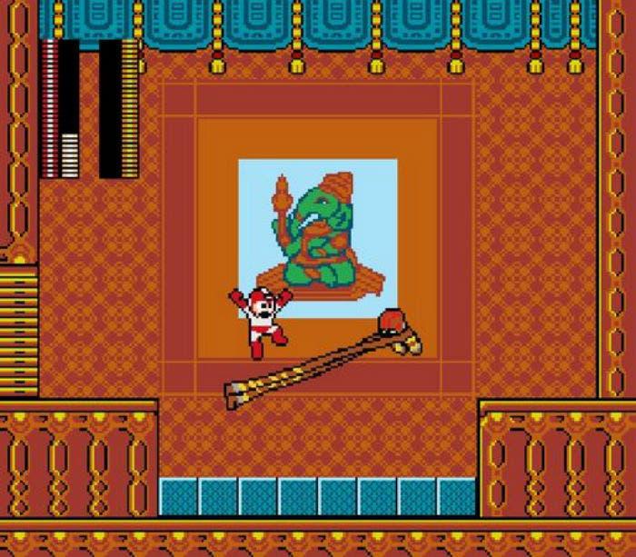 Mega Man X Dhalsim