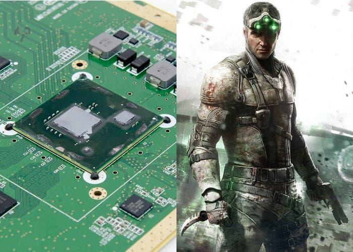 Wii U CPU y Splinter Cell Blacklist