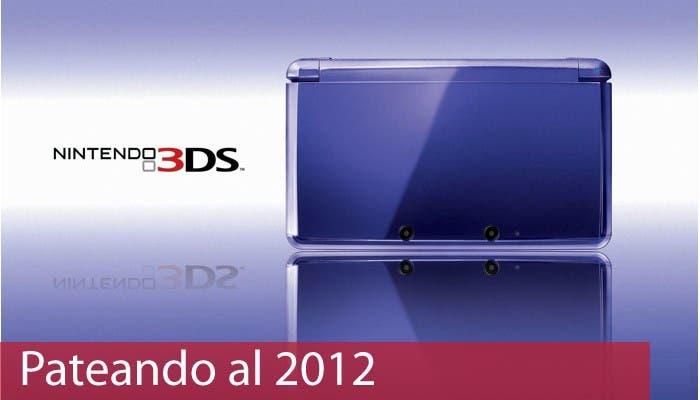 Pateando al 2012 Nintendo 3DS