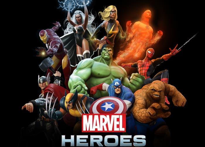 Superhéroes del cómic