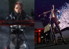 Metal Gear Solid Rising y Killer is Dead