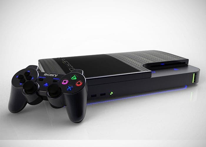 Supuesta PlayStation 4