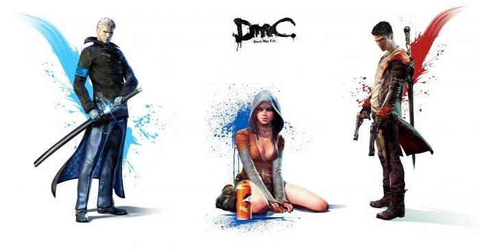 Personajes de DMC