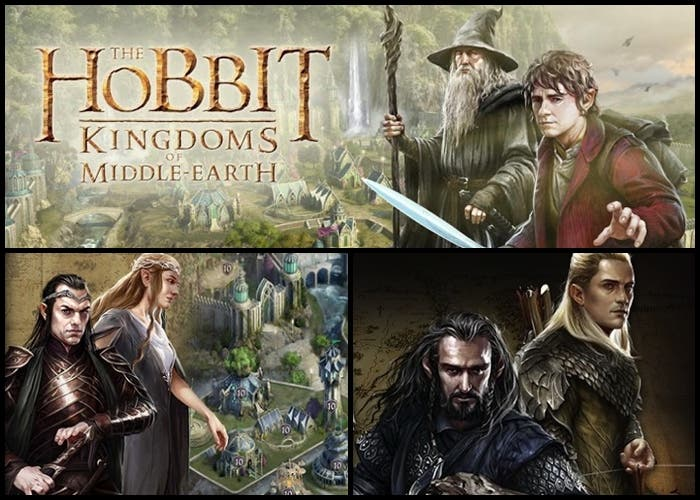 Kingdoms of Middle Earth