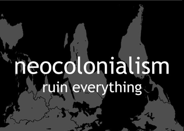 Imagen principal de Neocolonialism