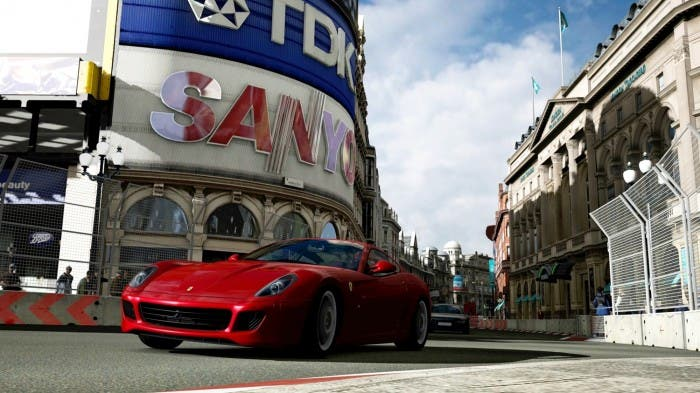 Picadilly Circus GT5
