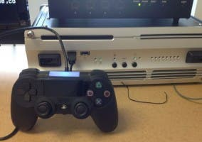 Imagen del posible nuevo control de la PS4