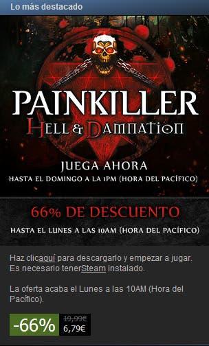 oferta painkiller steam