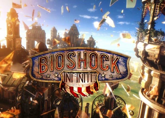 Bioshock Infinite Portada
