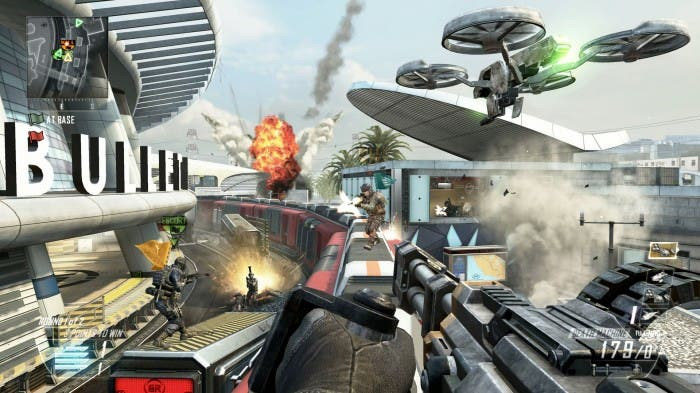 Call of Duty Black Ops 2 Partida