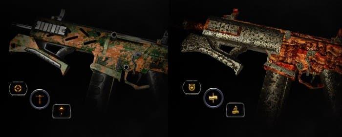 Camuflajes Black Ops 2