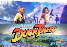 Final Fantasy X y X-2 HD y Ducktales remake